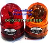 Distributor Lampu Strobo Led E20 Kuning 12V - 24V Led 3
