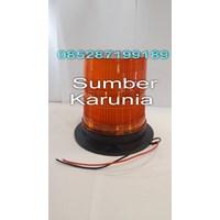 Jual Lampu Strobo Led E20 Kuning 12V - 24V Led 2