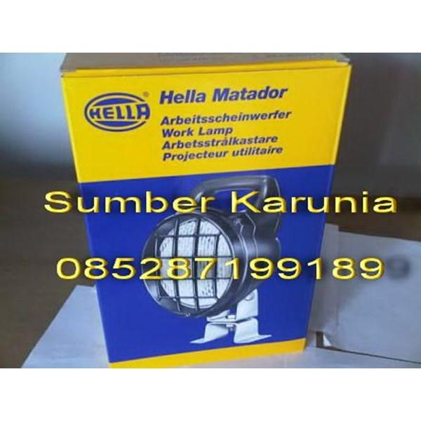 Lampu Rotary Ambulance TBD 2000 12V