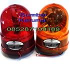 Lampu Rotator Patwal Polisi Bulat 12V - 24V 5