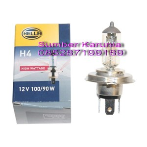 From Lampu Halogen H4 12V 100/90 0