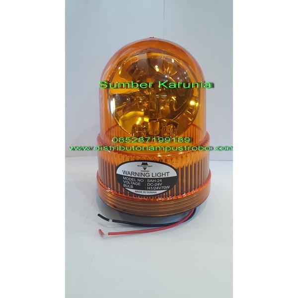 Lampu Rotary Britax 6 Inch 12V - 24V.