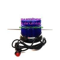Lampu Strobo Led Biru Federal Signal 16H 1