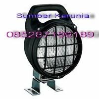 Distributor Lampu Strobo Led 16H Biru  3