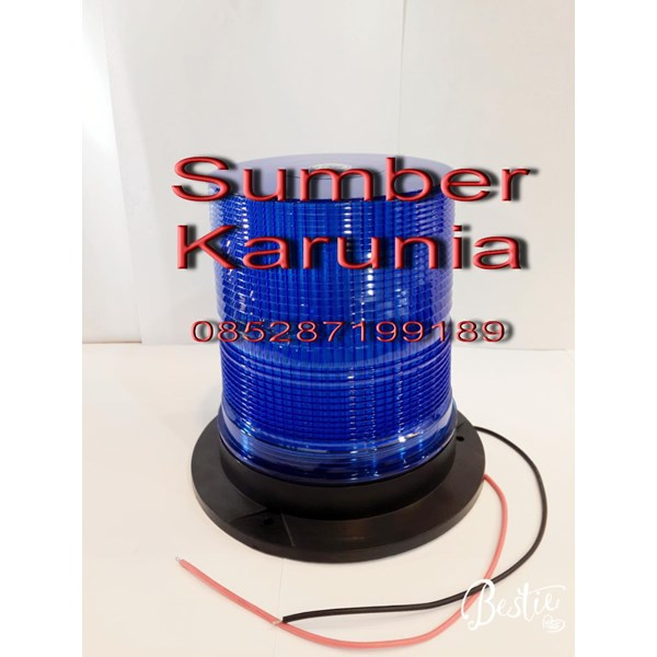 Lampu Rotary Britax Inggris 6 inch