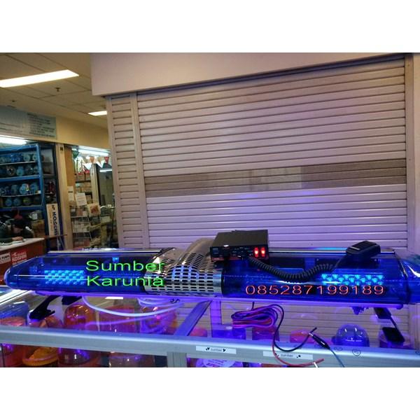 Lampu Strobo Polisi TBD 2000 12V.