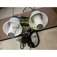 Sirene And Strobe Alarm CJB 40 12V 1