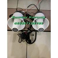 Distributor Sirene And Strobe Alarm CJB 40 12V 3