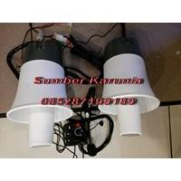 Jual Sirene And Strobe Alarm CJB 40 12V 2
