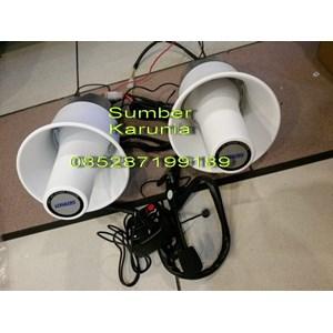 Sirene And Strobe Alarm CJB 40 12V