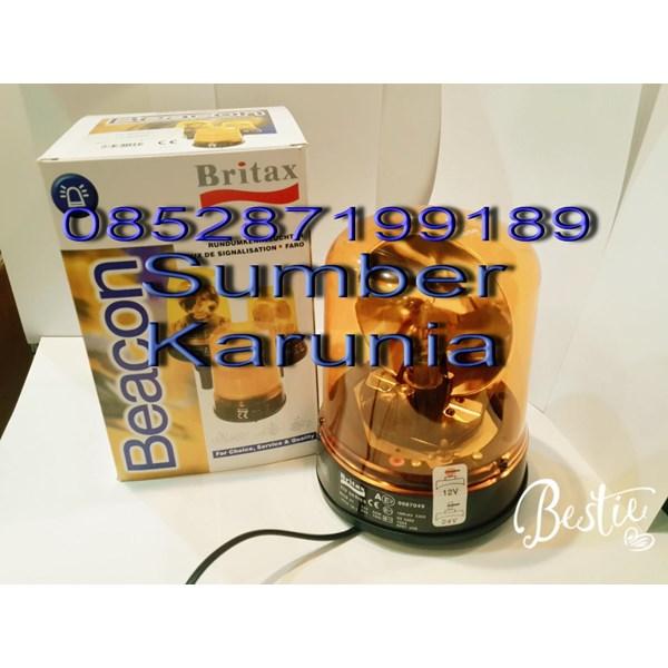 Lampu Rotary Britax 6 inch 12V - 24V DC