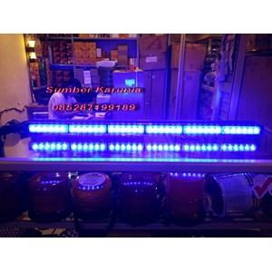 Dari Lampu Strobo LED Federal Signal 6 - 6H Magnet 5