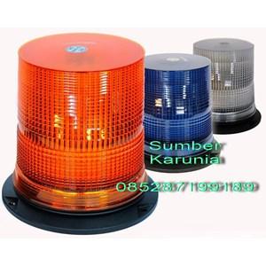 Dari Lampu Strobo LED Federal Signal 6 - 6H Magnet 1