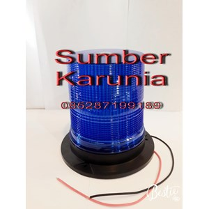 Dari Lampu Strobo LED Federal Signal 6 - 6H Magnet 0
