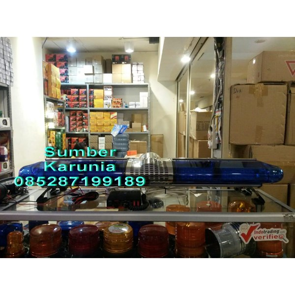 Lampu Strobo LED Polisi TBD 2000 12V.