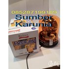 Lampu Rotary Merk Britax 6 Inch B370 Kuning 6