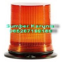 Jual Lampu Strobo Beacon merk Thunderbolt 12V - 24V Biru 2