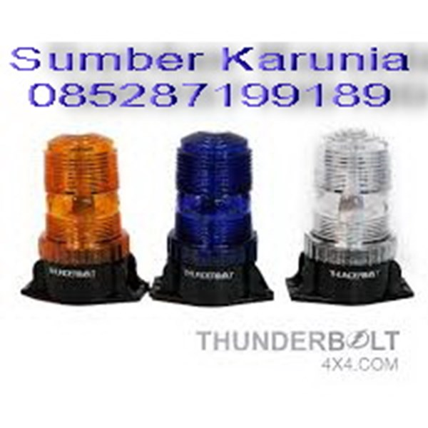 WL 27 Strobe Lights Thunderbolt
