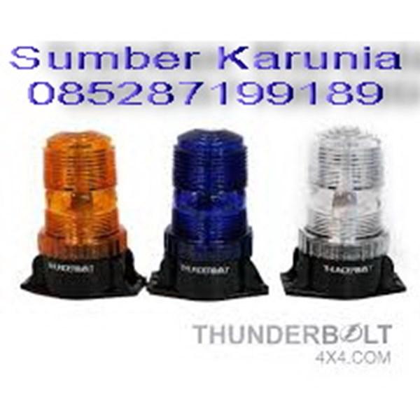Lampu Sirene Polisi TBD 2000 Biru