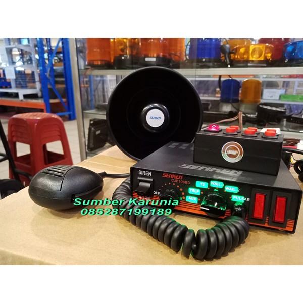 Sirene Polisi CJB 100 12V