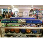 Lightbar Rotator Polisi Led Biru - Biru 1