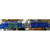 Lightbar Rotator Polisi Led Biru - Biru Murah 5