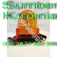 Distributor Lampu Strobo Led 51064 Merah 3