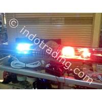 Lampu Rotari Polisi Merah Biru 12V 1