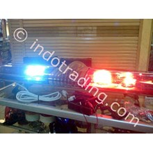 Lampu Rotari Polisi Merah Biru 12V