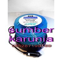 Jual Lampu Strobo Xenon Biru Magnet