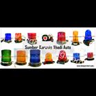 Lampu Strobo merk SENCO 6 inch 2