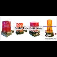 Distributor Lampu Strobo merk SENCO 6 inch 3