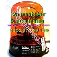 Distributor Lampu Rotari BRITAX 6 inch 3