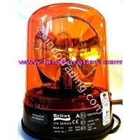 Distributor Lampu Rotary Diamond 24V Kuning 3