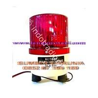 Distributor Lampu Rotari Diamond 12V Merah 3