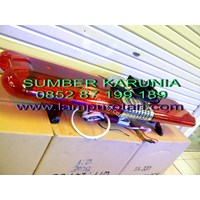 Lampu Rotator Ambulance Merah Murah 5