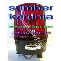 Distributor Lampu Rotari 12V Merah 3