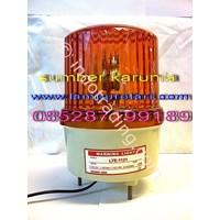 Jual Lampu Rotari 24V Merah 2