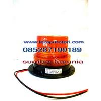 Distributor Lampu Strobo 3 inch 12V Amber 3
