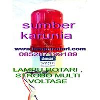 Beli Lampu Rotari AC 220V Merah 4