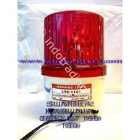 Lampu Rotari Oval Merah Murah 5