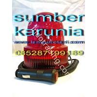 Jual Lampu Rotari LED 12V Merah 2
