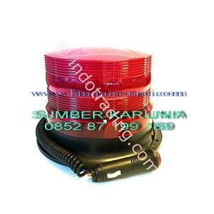 Lampu Strobo LED 12V Merah