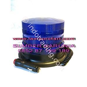 Lampu Rotari LED Biru 6