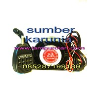 Distributor Toa 3 suara 60 watt 3