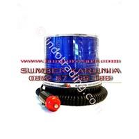 Jual Lampu Rotari LED Biru 24V 2