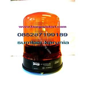 Dari Lampu Rotari LED Biru 24V 2