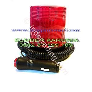Dari Lampu Rotari LED Biru 24V 4