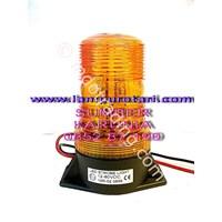Distributor Lampu Blits 12V Biru LED 3