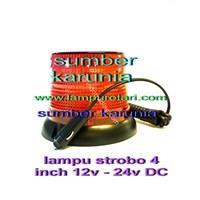 Distributor Lampu Blits LED 12V Merah 3